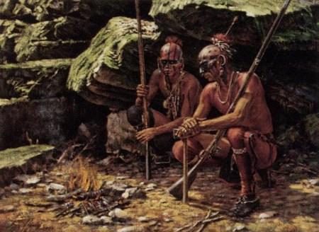 Guerrieri Irochesi
