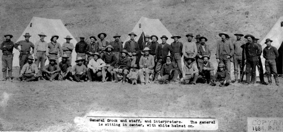 Il gruppo che spinse alla resa Geronimo