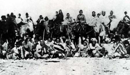 Navajos a Bosque Redondo