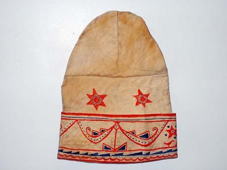 Un berretto Naskapi