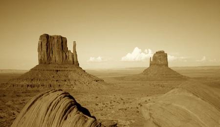 Una vista sulla San Juan County (Utah)